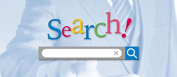 検索エンジンからのアクセス